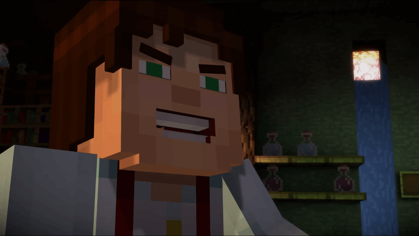 Minecraft: Story Mode_pic6
