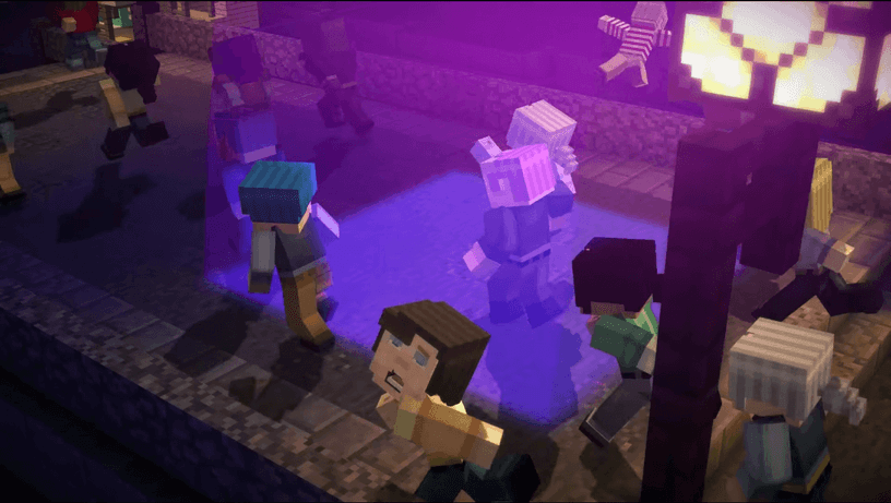 Minecraft: Story Mode_pic2