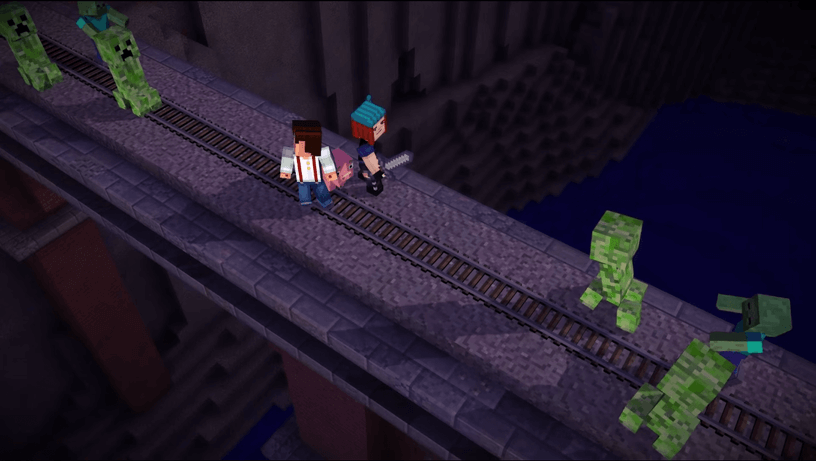 Minecraft: Story Mode_pic3