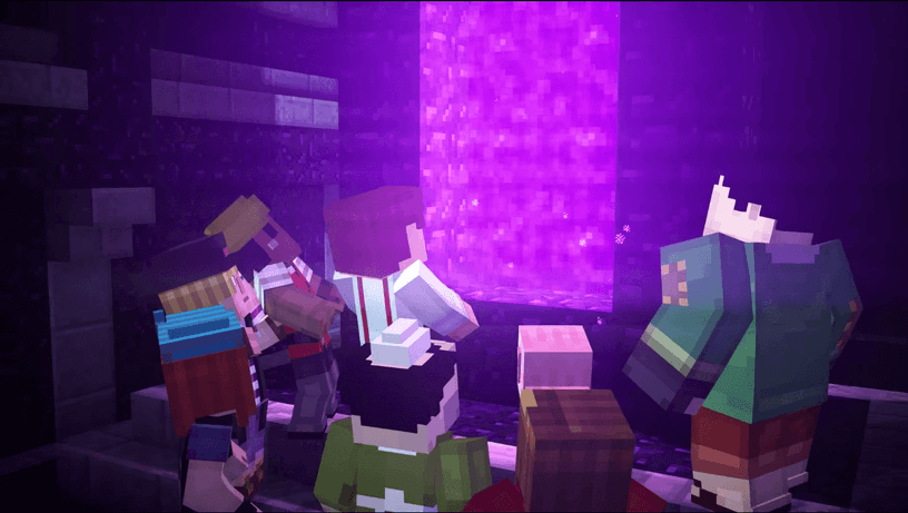 Minecraft: Story Mode_pic4