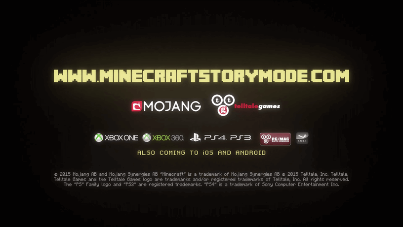 Minecraft: Story Mode_pic5