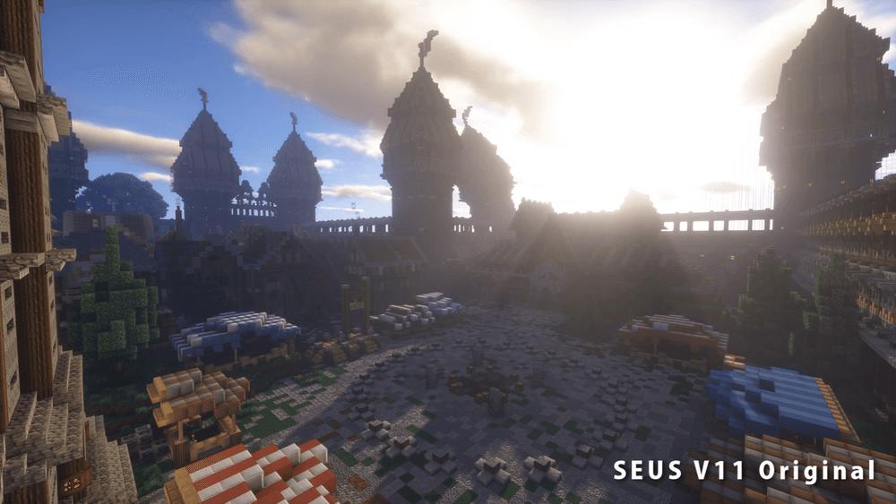 【1.16.3対応】Minecraft Java Editionで影Modを導入 ...