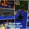 【マイクラ】最大4人・9つのコースで白熱したボートレースが楽しめる『MineBoatRace Map』