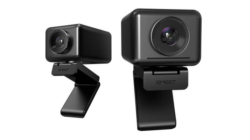 AI搭載ウェブカメラ eMeet Jupiter 発売